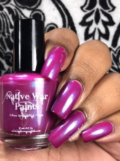 Native War Paint - Candied Apples w/ glossy tc
