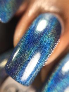 Blue Moon macro