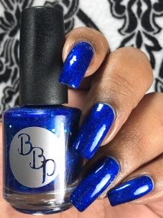 Blue My Mind w/ glossy tc