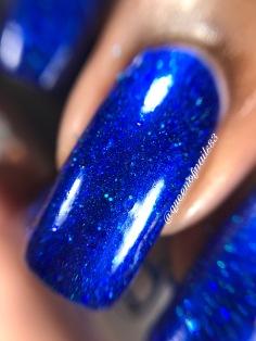 Blue My Mind macro