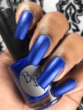 Blue My Mind w/ matte tc