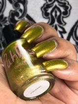 Gilded Olive w/ glossy tc