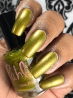 Gilded Olive w/ matte tc