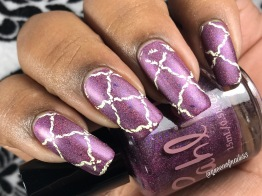 Ursula w/ nail art