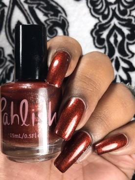 Chocolate Diamond w/ glossy tc