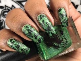 Don Deeva - Mag Money w/ nail art