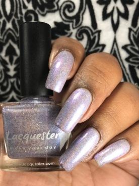 Lacquester - I Lilac You w/ glossy tc