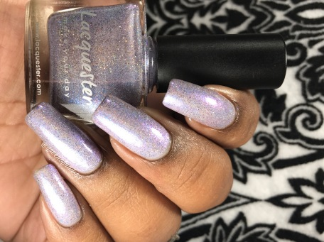 Lacquester - I Lilac You w/ glossy tc