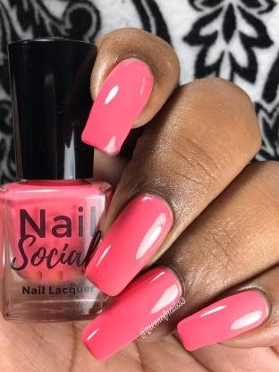 Pink-A-Colada w/ glossy tc