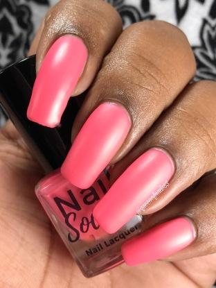Pink-A-Colada w/ matte tc