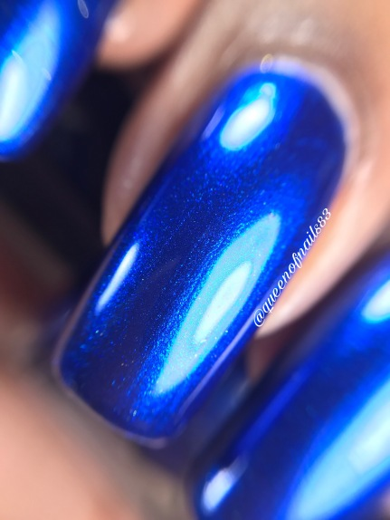 Bleu'tiful macro