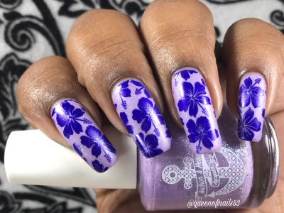 Say Yes To You w/ nail art