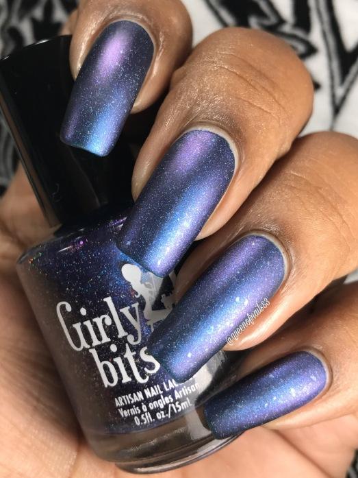 Girly Bits: Pier-less Beauty w/ matte tc