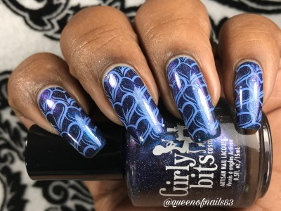 Girly Bits: Pier-less Beauty w/ nail art