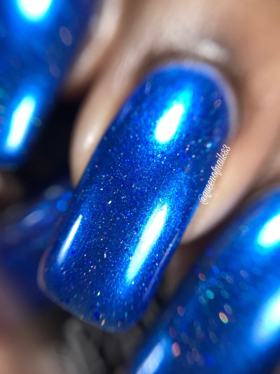 Sassy Pants Polish - Help the Hoo-has macro