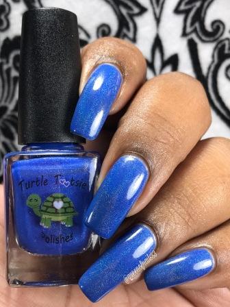 Sapphire w/ glossy tc