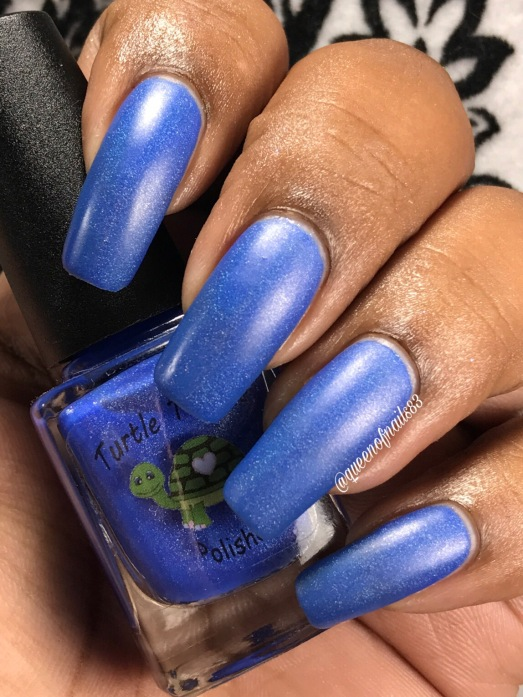 Sapphire w/ matte tc
