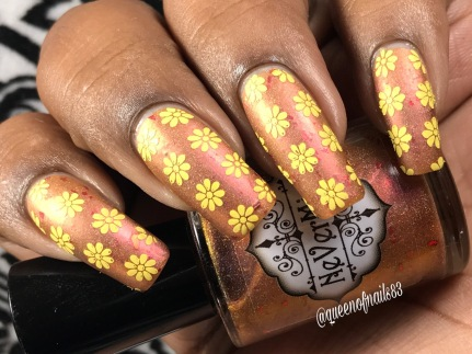 Nevermind: Penny Dreadful w/ nail art