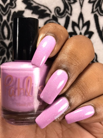 Pahlish: Sweet Home Chicago w/ glossy tc