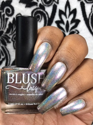 Blush: Tip-Toe The Tightrope w/ glossy tc