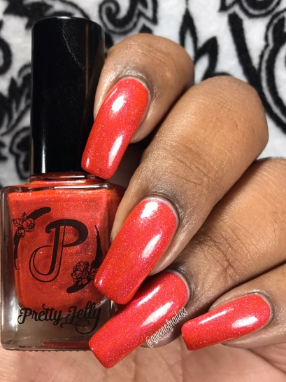Pretty Jelly: Lights & Theatrics w/ gloss tc