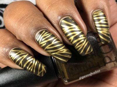 Take A Bau(Haus) w/ nail art