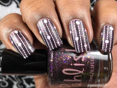 U-Pick w/ nail art