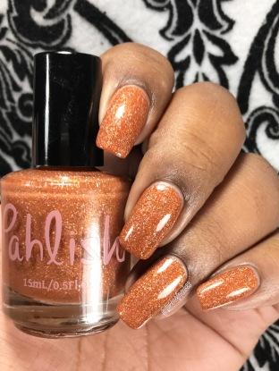 Pumpkin Carriage w/ glossy tc