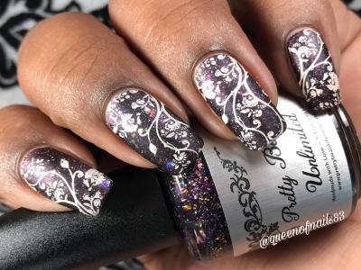 "Pretty Beautiful Unlimited - ""Unicorn Magic"" w/ nail art"