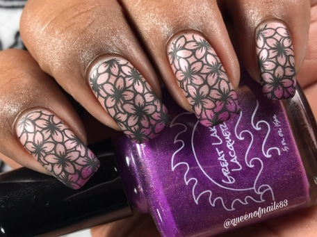 To Thine Own Self Be True w/ nail art
