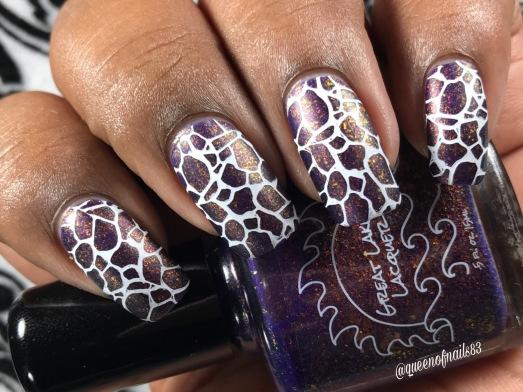 Festival Of Fantasies w/ nail art