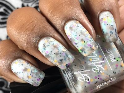 The 13th Hour - w/ nail art