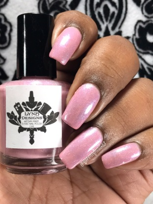 Millennium Park Pink - w/ glossy tc