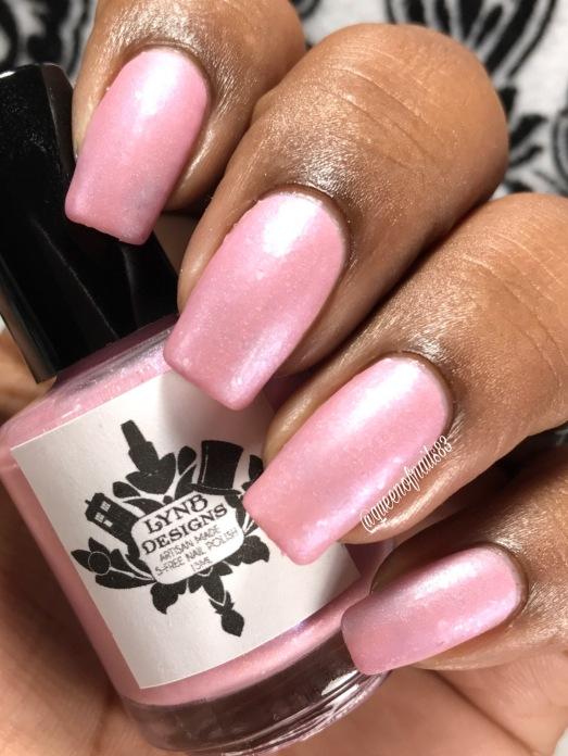 Millennium Park Pink - w/ matte tc