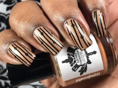 Synonym Rolls - w/ nail art