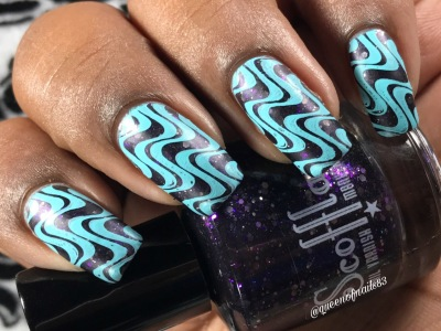 Thackery Binx - w/ nail art