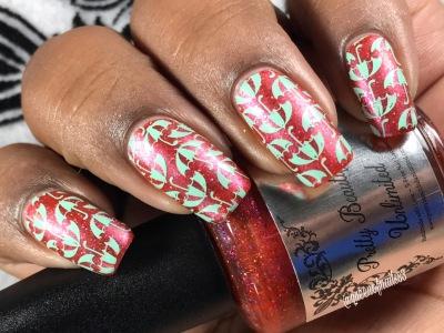 Appleberry w/ nail art