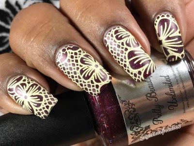 Belladonna w/ nail art