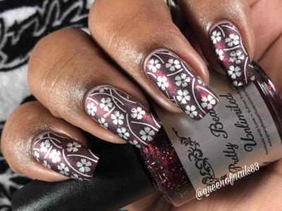 Pretty Beautiful Unlimited - Save 2nd Base w/ nail art