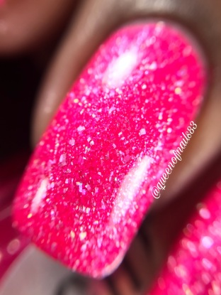 Night Owl Lacquer - Save the Hooters macro