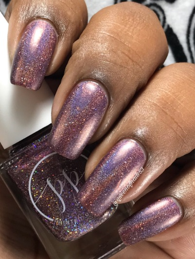Fall into Zen: The Holos - Mulberry Musings w/ matte tc
