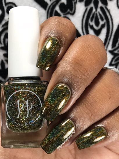 Fall into Zen: The Holos - Moss Meditation w/ glossy tc