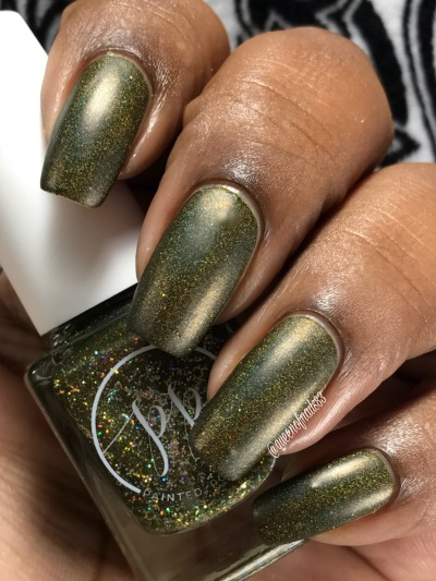 Fall into Zen: The Holos - Moss Meditation w/ matte tc