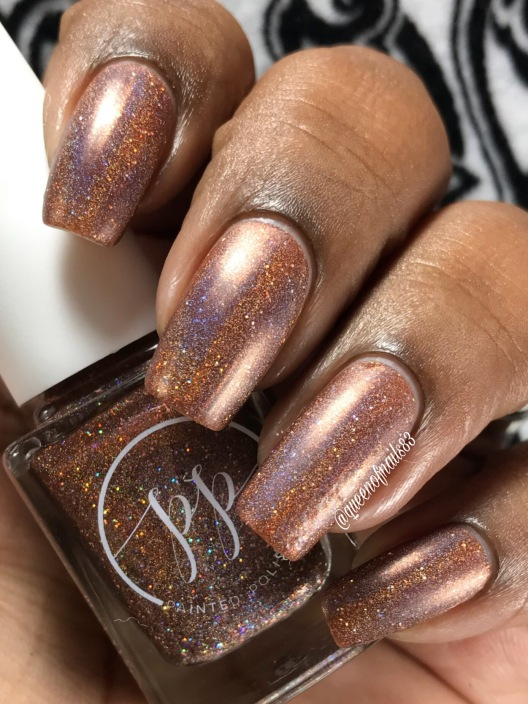 Fall into Zen: The Holos - Mocha Mantra w/ matte tc
