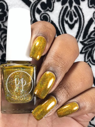 Fall into Zen: The Holos - Mellow Mustard w/ glossy tc