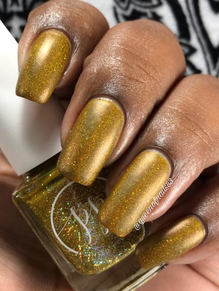 Fall into Zen: The Holos - Mellow Mustard w/ matte tc