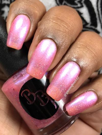 Pink Sky at Night w/ matte tc