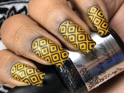 Trouble w/ nail art