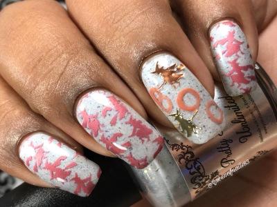 Boil w/ nail art