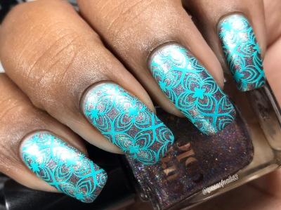 Druzy (LE)- w/ nail art